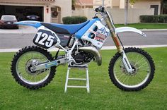 1991 Peah Honda CR125R Jeremy McGrath Replica | Tony Blazier | Flickr
