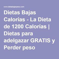 Series perder peso sin dejar de comer