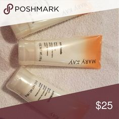 Mary Kat satin hands Brand new.  Peach scent selling all 3 Other