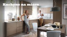 Kuchyňa na mieru Senso Capital, prevedenie 36th norde avenue od Black Red White. Navštívte naše kuchynské štúdiá - http://www.brw.sk/predajna-siet/  #kuchyna #kitchen #home #interior #blackredwhite
