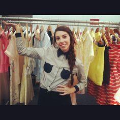 Fall 2012 - L/S Whisker Shirt in Stripe