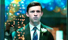 Peter's face is me when i walk into prom, and MJ's is the day after prom when i talk to my best friend that ditched me on prom night XD