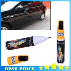 Gratis Verzending Zwart Dropshping Fix het PRO Schilderen Pen Auto Scratch Repair voor Simoniz Clear Pennen Verpakking auto styling care
