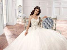 #Couture by #EddyK #Wedding #weddingdress