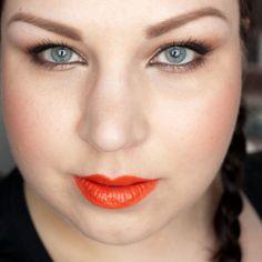Tangerine Lips – so rockt man orangenen Lippenstift!