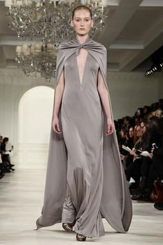Ralph Lauren Ready To Wear Fall Winter 2014 New York - NOWFASHION