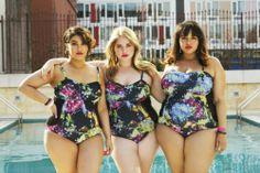 fatkini4 La collection de maillots de bain Fatkini de Gabi Gregg dévalisée en 1 heure !