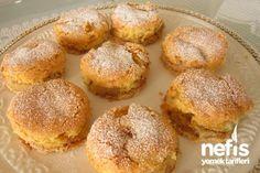 Bisküvili Elmalı Pasta3