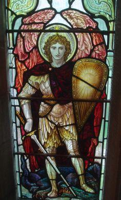 Michael  http://warwickshirechurches.weebly.com/uploads/1/3/2/1/13210589/6160918_orig.jpg