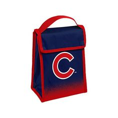 7010818849b Chicago Cubs Velcro Insulated Lunch Bag  ChicagoCubs  Cubs  FlyTheW  MLB   ThatsCub