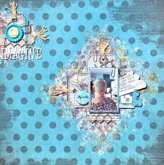 Page for More than Words challenge. http://jehkotar.blogspot.fi/2016/06/more-than-words-imagine.html