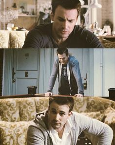 Chris Evans in What's your number ~ ❤️