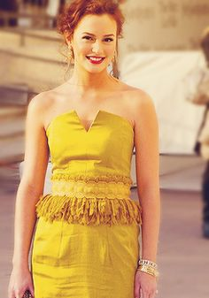 Leighton Meester. Gorgeous.