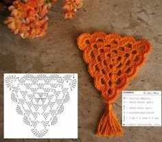 Motivo circular crochet idea y patron Supernatural Style Lovely free pattern of coasters great pattern for thread earring motif Nombreux mandalas au crochet … Plus Tutorial for Crochet, Knitting, Crafts. Crochet Bunting, Crochet Garland, Crochet Diy, Crochet Decoration, Crochet Motifs, Crochet Blocks, Crochet Diagram, Crochet Chart, Crochet Squares