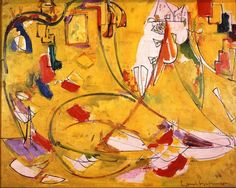 Hans Hofmann. Provincetown House. 1940 Oil on panel. 24 x 30 in. (61 x 76.2 cm). Private Collection.