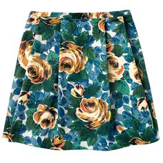 Oxford Rose Pleated Skirt  | Cath Kidston |