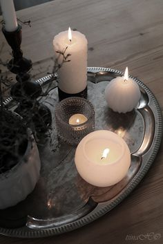 Winter Time, Manicure, Christmas Decorations, Xmas, Candles, Cool Stuff, Finland, Cozy, Nail Bar