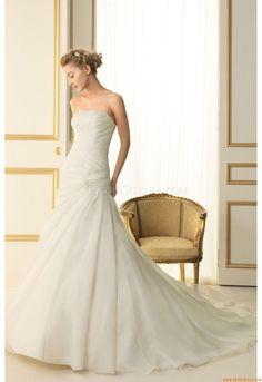 Wedding Dress Luna Novias 117 Tapioca 2013
