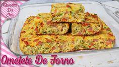 [ESPECIAL DE FÉRIAS] Omelete De Forno!!