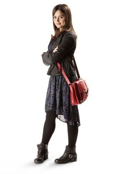 Clara Oswald (Jenna-Louise Coleman) - 2012 to 2015.