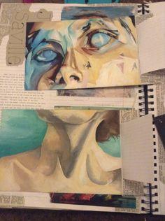 Jenny saville artist study and response