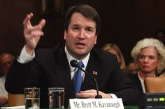 U.S. Circuit Judge Brett Kavanaugh, a former clerk for Supreme Court Justice Anthony Kennedy, also helped investigate President Bill Clinton.