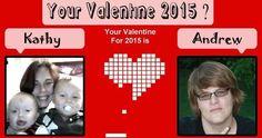 Your Valentine 2015?