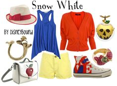 a casual snow white. :) a formal one can be found on Lala