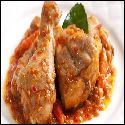 Resep Ayam Lada Cabe Kering