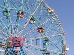 Ferris Wheels #Summer fun