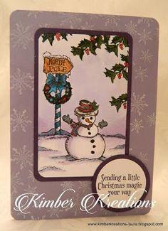 Kimber Kreations: Magic of Christmas