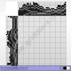 Griddlers Puzzle 179196 M.A.Bazovsky, Maly Bysterec, 1927