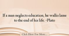 Plato Quotes About Education - 15934