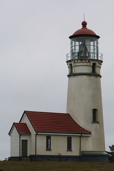 Cape Blanco Lighthouse in Port Orford, Oregon
