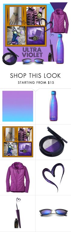 """""""Ultra Violet"""" by jusal08 ❤ liked on Polyvore featuring Calico Wallpaper, Outdoor Research and ORE"""