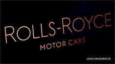 Rolls-Royce has unveiled a new identity design that includes an updated logo Identity Design, Brand Identity, Logo Design, Branding, Luxury Car Brands, Luxury Cars, Rolls Royce Motor Cars, Typographic Design, Motion Design