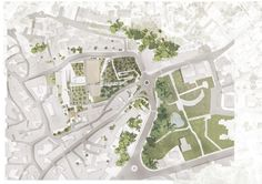 New Civic Centre And Redevelopment Of The Surrounding Urban Area Villacidro - Picture gallery