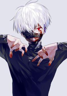 Kaneki Ken || Tokyo Ghoul