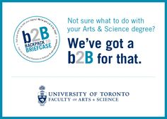 """University of Toronto took home 6 honors: GOLD in Best Practices in Alumni Relations and Individual Special Public Relations Projects. SILVER in Multi-Page Publications and Special Events: Individual Event. A BRONZE in the Magazines category for Four-Year Colleges/Universities. And an HONORABLE MENTION for Best Practices in Alumni Relations. The gold in Best Practices in Alumni Relations advances their """"Backpack to Briefcase (b2B) Mentorship Program"""" to the Circle of Excellence competition."""