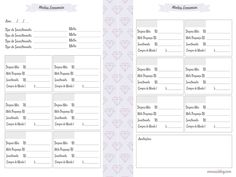daily planner   ALWAYS GIRLs   Pinterest   Planners and Daily planners