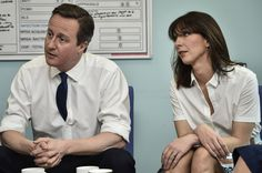 Samantha Cameron Photos: Conservative Party Launch Their 2015 Election Campaign With Spring Conference