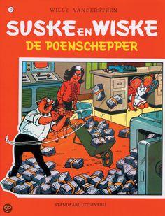 67 - Suske en Wiske - De poenschepper