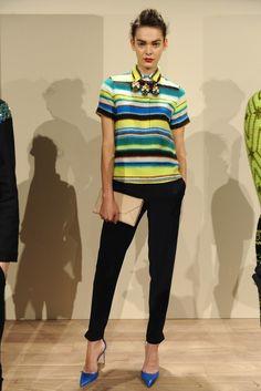 J.Crew RTW Fall 2013 - Slideshow - Runway, Fashion Week, Reviews and Slideshows - WWD.com: