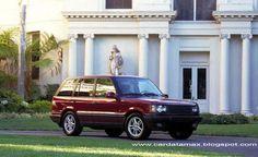 Land Rover Range Rover (2001)