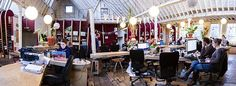 A Day In The Life of London's Coworking Spaces   English Luxury