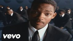 WillSmithVEVO on YouTube ; Will Smith - ''Men In Black'' ; link: https://youtu.be/fiBLgEx6svA (Published: May 9, 2014) ''Will Smith's official music video for 'Men In Black'.''