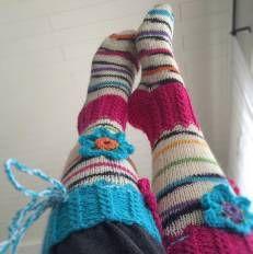 Sukkakori, Wool Socks, värikkäät villasukat, knitting, 7 veljestä, polvisukat, knee, colorfull, ideas