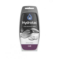 Hydrotac Stick-on Bifocal Lenses (OPTX 20/20)- +3.00 Diop...
