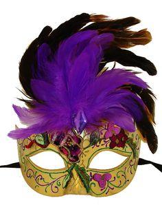 Venetian Garden Mask