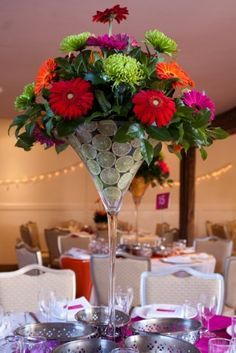 Tall wedding centerpieces can make your wedding look elegant. Description from flower-arrangement-advisor.com. I searched for this on bing.com/images